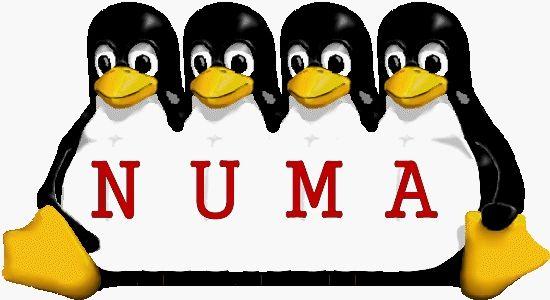 Linux y NUMA