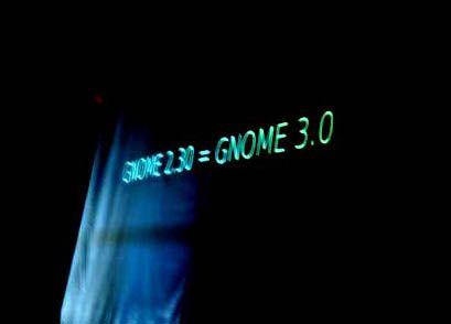 Se acerca GNOME 3.0