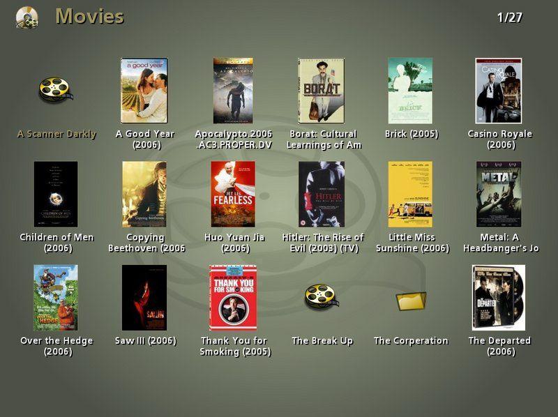 Media Centers en Linux 36