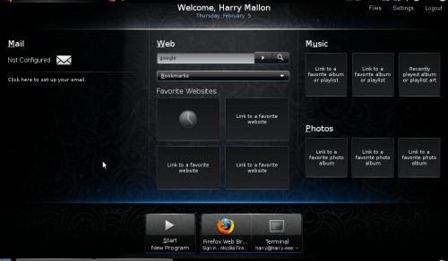 hp-interface