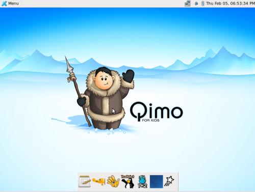 qimo-desktop-rc1