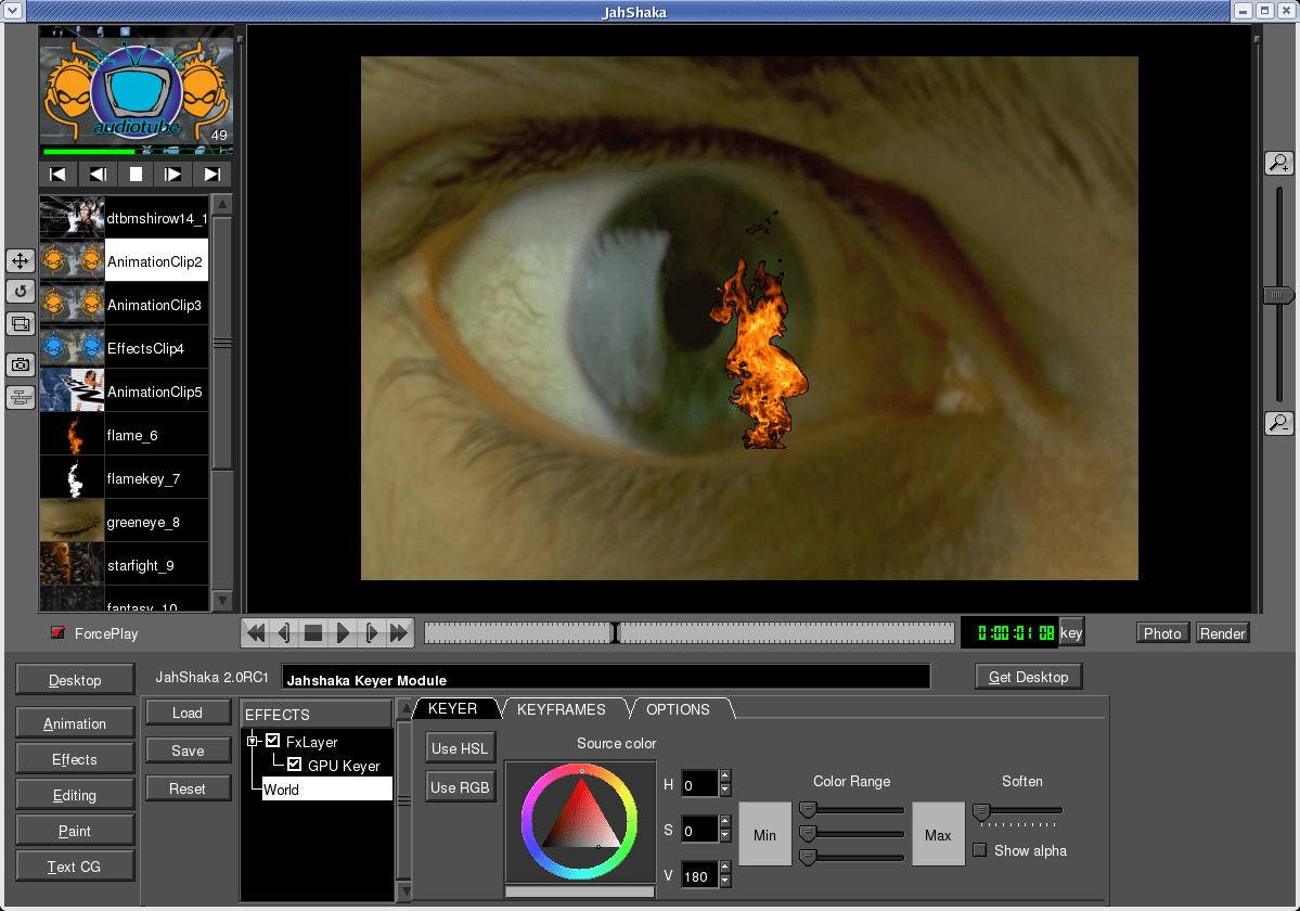 10 aplicaciones de edición y proceso de vídeo geniales » MuyLinux