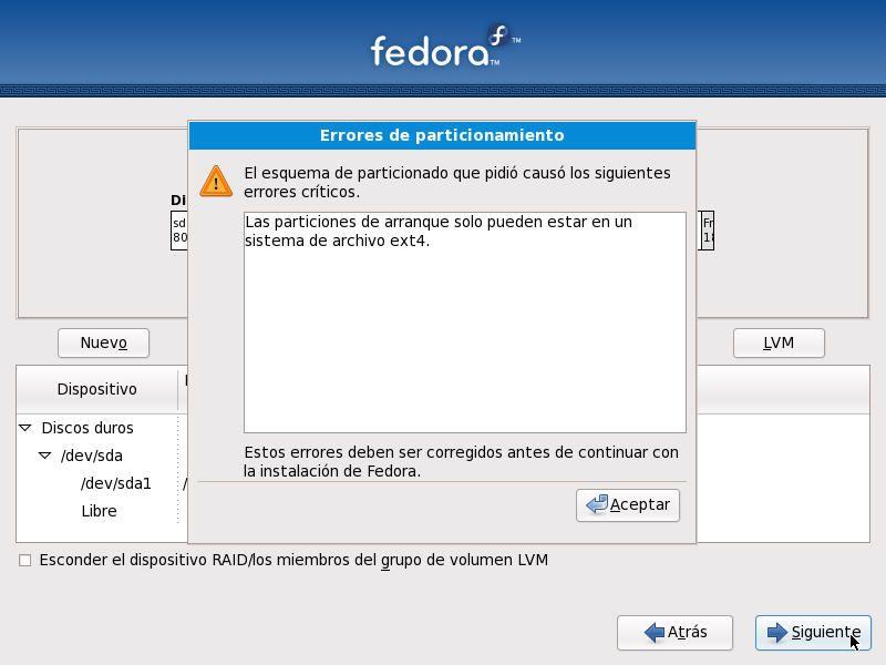 Fedora 11 problemas 1