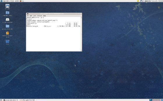 Fedora 12, perfecta para Tablet PCs