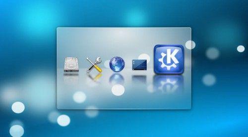 KDE 4.3 1