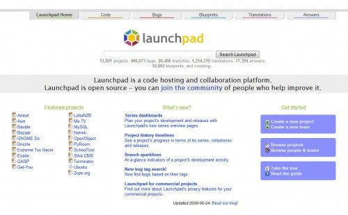 LaunchPad Open Source 2