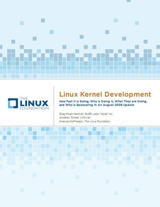 Linux programado por empresas 2
