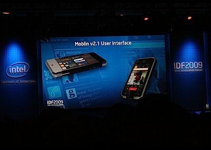 Intel Moblin v2.1