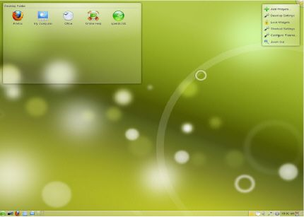 openSUSE 11.2 M7