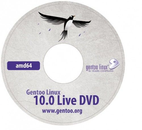 Gentoo 10º aniversario 2