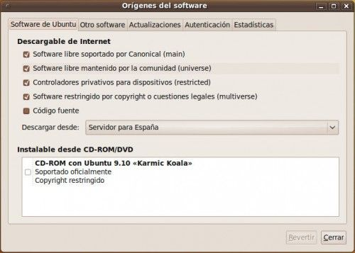 Karmic - Repositorios