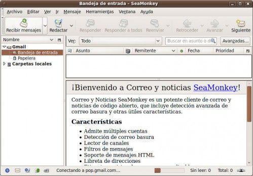 SeaMonkey 2.0 3