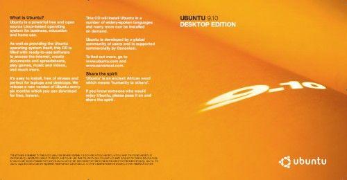 Ubuntu 9.10 Wallet 1