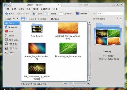 KDE 4.4 ventanas agrupadas