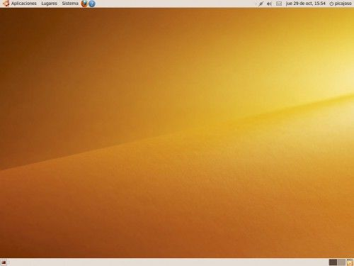 Ubuntu 9.10 - escritorio1
