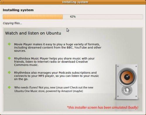 Ubuntu Music Store