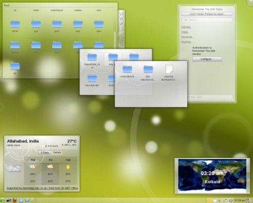 openSUSE 11.2 KDE
