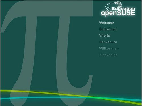 openSUSE Edu Li-f-e 1
