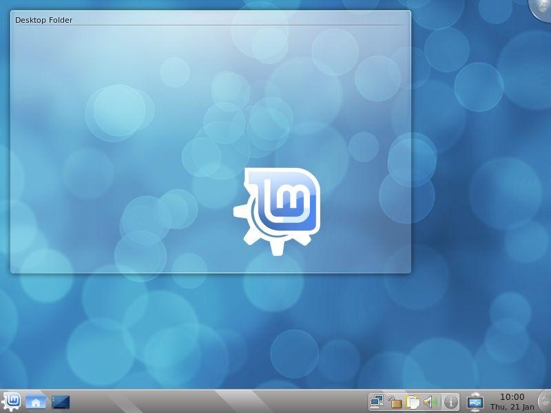 LinuxMint8helenakde64