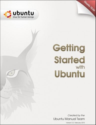 Manual de Ubuntu disponible