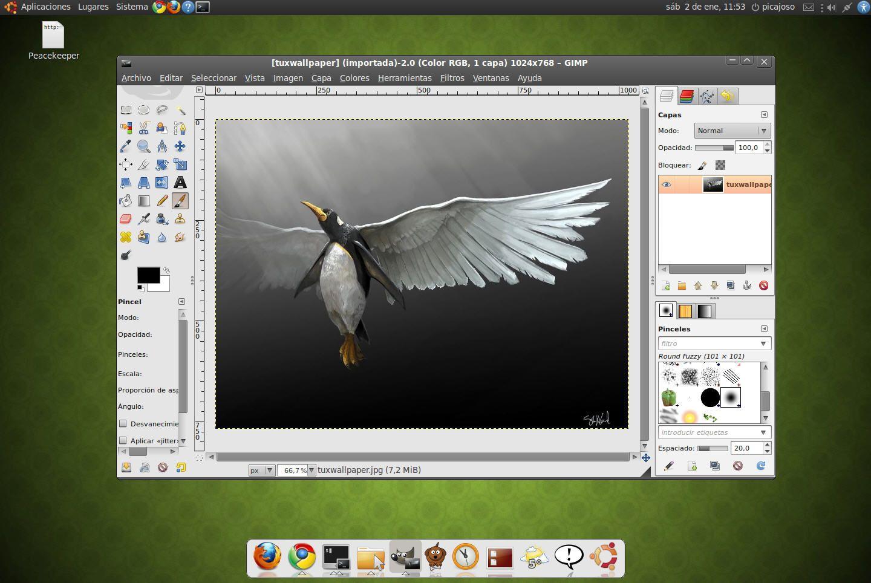 GIMP-2.7-ventanaunica2