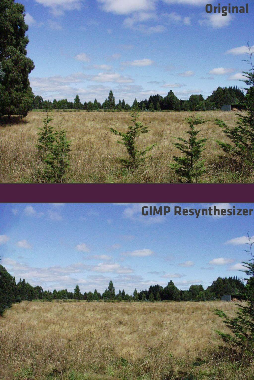 Photoshop CS5 copia a GIMP » MuyLinux