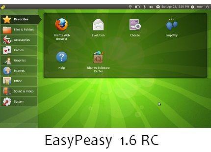 EasyPeasy 1.6