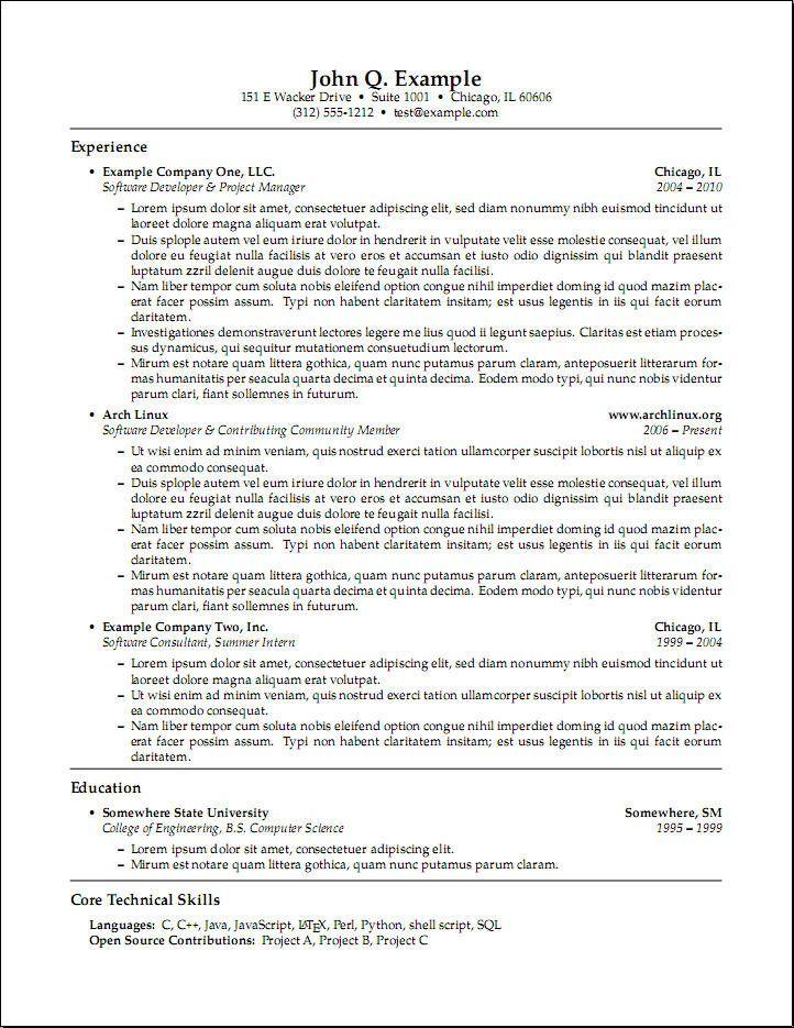 fivipedoy  ejemplos de resume