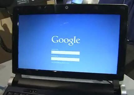 Google Chrome OS 1