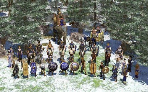 0 a.d., un remake fantástico de Age of Empires
