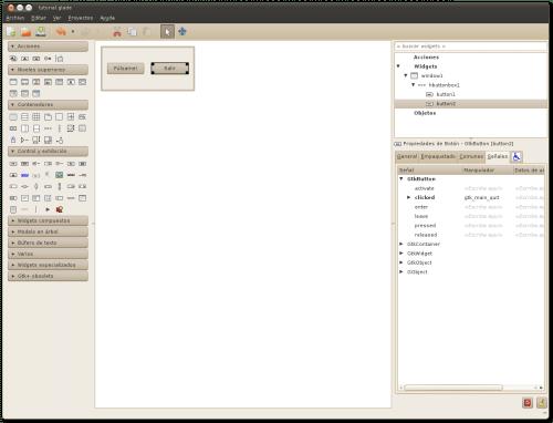 Prográmate tu primera GUI en GNOME/GTK+ » MuyLinux