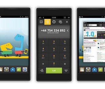 MeeGo-Smartphones