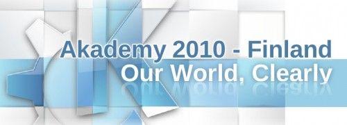 Asiste virtualmente a Akademy 2010