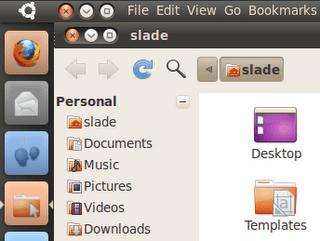 Ubuntu 10.10 - Alpha 3 - Unity