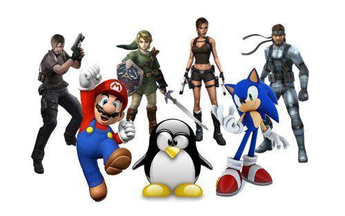 Videojuegos en Linux