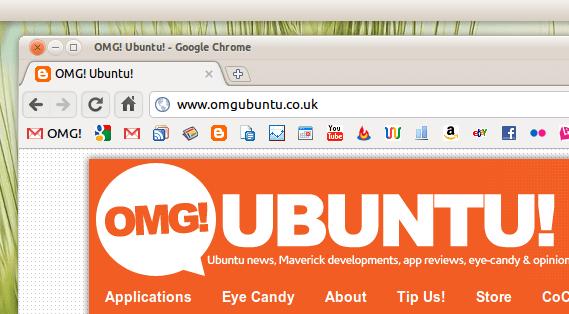 Tema Radiance para Chrome/Chromium en Ubuntu 10.10