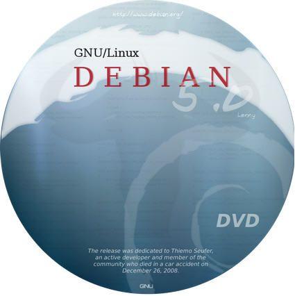 Debian5.0