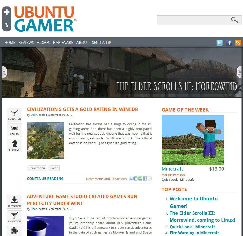 UbuntuGamer