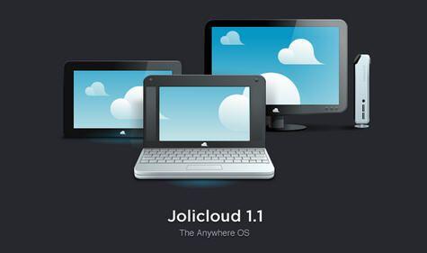 Jolicloud1.1