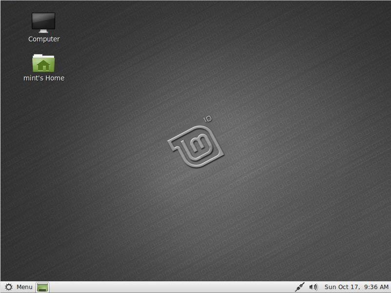 LinuxMint10RC