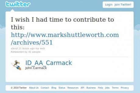 Carmack-wayland