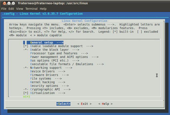 C Mo Compilar El Kernel Linux En Ubuntu Fedora Y Otras