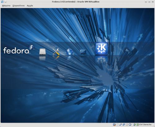 Fedora 14 Splash