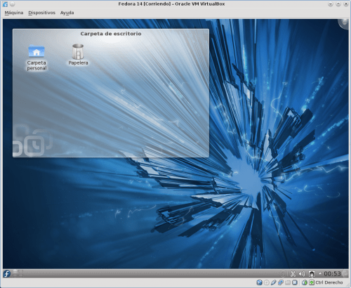 Fedora 14 KDE