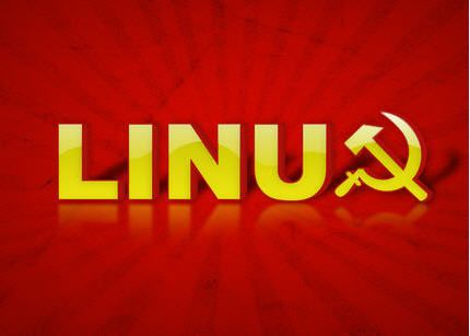 Linux-Rusia