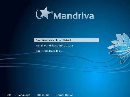 Disponible Mandriva 2010.2