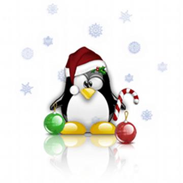 Christmas-Tux