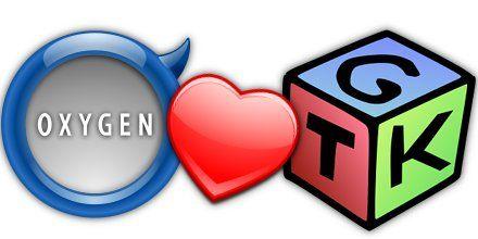 Oxygen GTK ¿El tema definitivo?