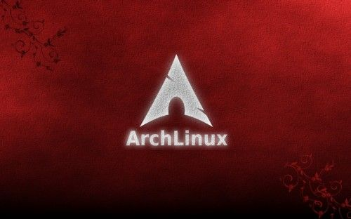 Archlinux_red