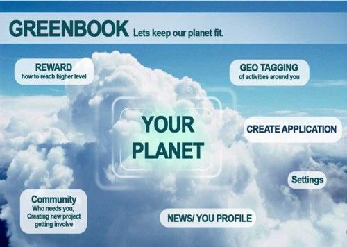 Conoce a GreenBook, el ganador del proyecto Open Planet Ideas